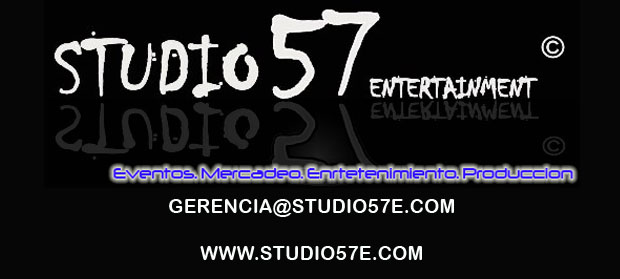 Studio57 Web site